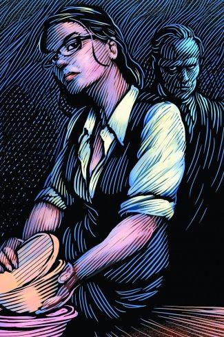 Tupperware and Terror - Terrific article on domestic noir: http://chronicle.com/article/TupperwareTerror/234716