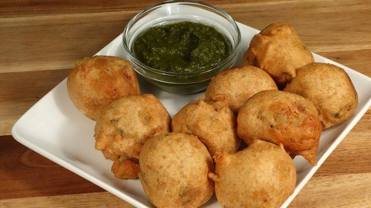 Batata Vada – Aloo Bonda (Fried Potato Dumpling) on MyRecipeMagic.com