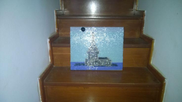 Mozaik İstanbul Kız Kulesi
