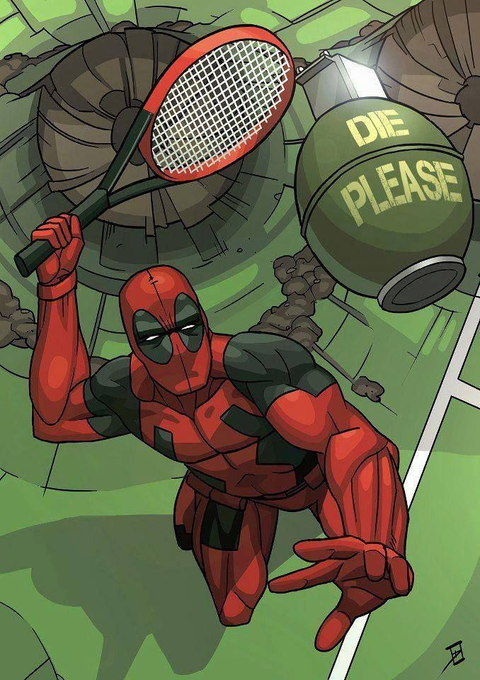 DEADPOOL!!!!! lol hes the best!!!