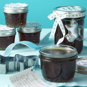 Gingerbread Spice Jelly Recipe from Taste of Home -- When the jars are empty, people return them for a refill. —Robin Nagel, Whitehall, Montana
