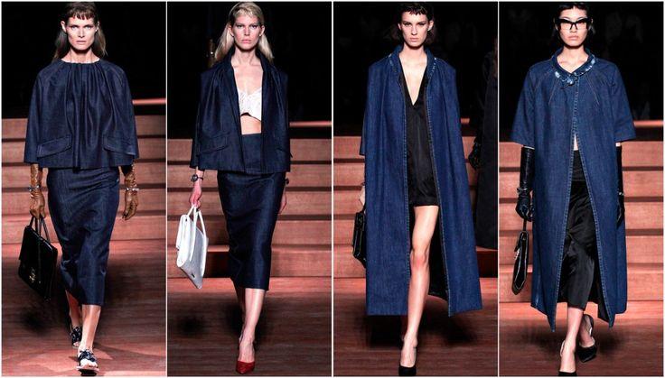 Workwear influenza sulla moda, parte 2, abbigliamento denim