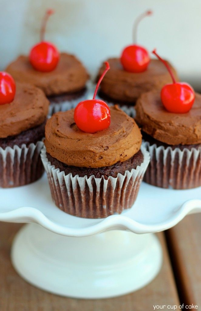 Chocolate Pudding Mix Frosting...just 2 ingredients for the best and easiest frosting ever!