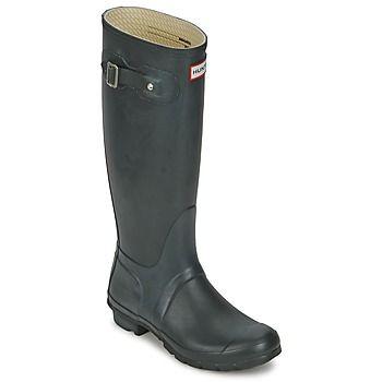 Stivali da pioggia Hunter neri