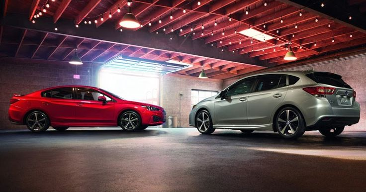 All-New 2017 Subaru Impreza Priced From $19,215 #New_Cars #Prices