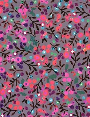Sprigs & Berries wrap sheet via Kate's Paperie