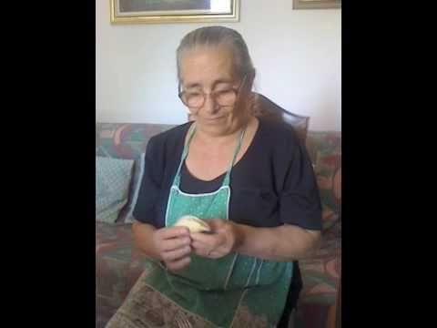 Making culurgiones, sardinia delicacy - YouTube