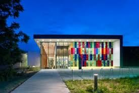 Image result for facade coloured glass