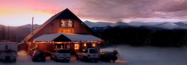 Tennessee Pass - Nordic Center XC Skiing and Snowshoeing