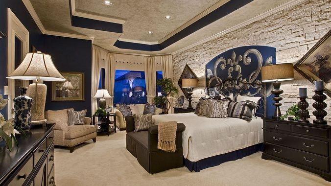 Spacious master bedroom great decor inspiration for 8 bedroom house for sale in texas