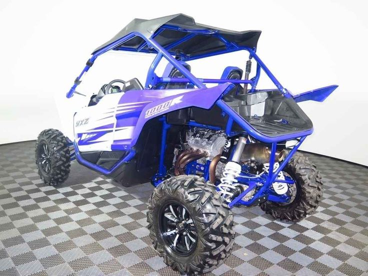 Used 2016 Yamaha YXZ 1000R ATVs For Sale in Ohio. 2016 Yamaha YXZ 1000R, Experience the raw power of this Yamaha YXZ 1000. Manually shift through the gears as you leave everyone else in the dust on the trails. Use the clutch to help navigate those tight situations as the Fox Shocks help keep you planted to the ground.Click the link for a free vehicle history report.http://donwoodadvantage.com/HistoryReport/VTR_5Y4AN03Y3GA103626.pdfDon Wood Polaris and Victory is a Full Service Powersports…