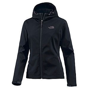 <title>The North Face Ontario Kapuzen-Softshelljacke Damen schwarz XS im Online Shop von SportScheck kaufen</title>