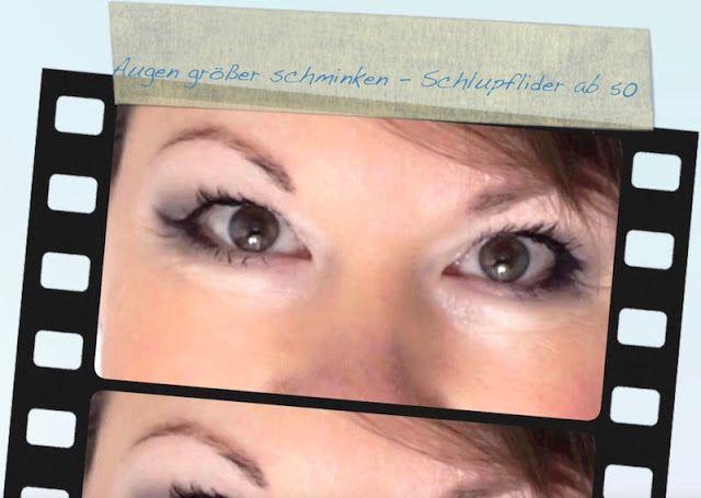 50 Looks of LoveT.: Augen größer schminken, Schlupflider & Lidschatten...