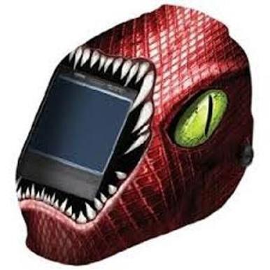 JACKSON SAFETY* W60 HLX Welding Helmet with TRUESIGHT* Digital ADF- Serpent