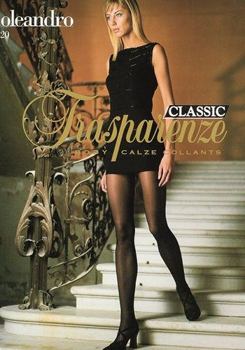 9.95$  Watch here - http://vibxu.justgood.pw/vig/item.php?t=mg29lm13923 - Trasparenze Oleandro Pantyhose Sheer to Waist 20 Denier Italian Luxury For Your