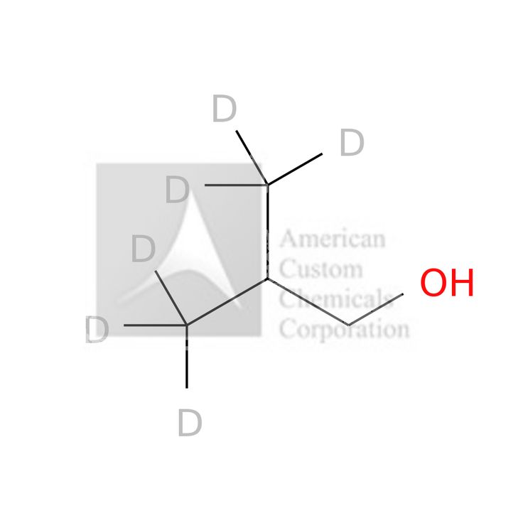 2-METHYL-1-PROPANOL-3,3,3-D3 is now  available at ACC Corporation