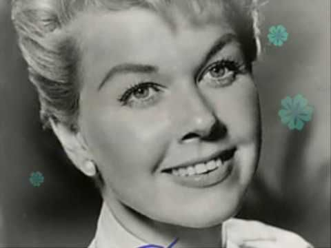 Doris Day recorded Moonglow on Aug. 30, 1957 for her Day by Night album.    Will Hudson-Eddie deLange-Irving Mills - Moonglow  Paul Weston - leader  George Van Eps - guitar  Jack Ryan - bass  Nick Fatool - drums  Paul T. Smith - piano  Kathryne Julye - harp  Leonard Hartman, Julian C. 'Matty' Matlock, Theodore M. Nash, Babe Russin, Fred Stulce -...