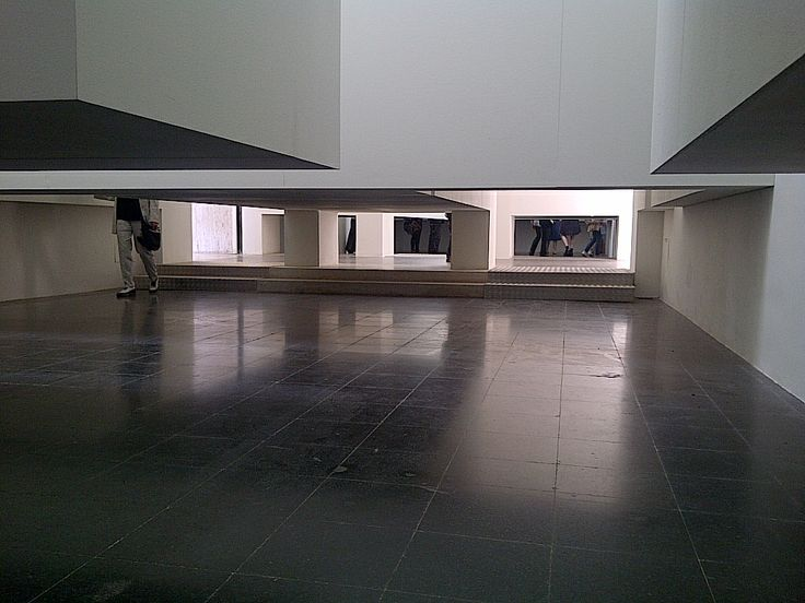Markus Schinwald structure in Austrian Pavilion