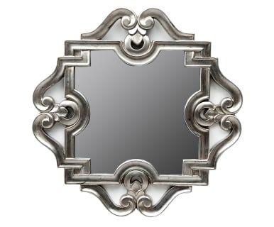 Настенное зеркало, 91х91х6 см