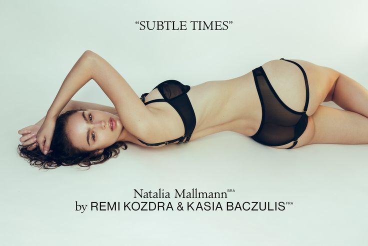 Natalia Mallmann By Remi Kozdra amp Kasia Baczulis P M A G