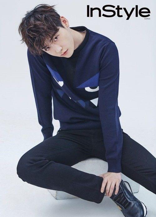 """Lee Jong Suk habló sobre lo que el drama de MBC, """"W"""", significa para él. El 17…"""
