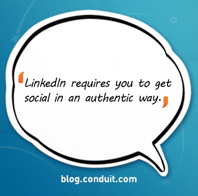 Introducing 7 top tips to help maximize marketing efforts & enhance your business on LinkedIn.