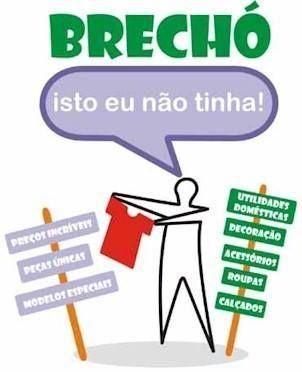 Bazar Brechó e Brechózinho