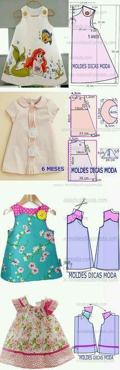 Kleidervariationen