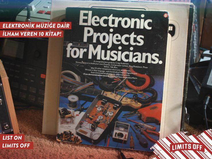 Tüm elektronik müzik sanatçıları ve müzik takipçilerine ilham verecek kitapları bir araya getirdik. Listede müzik teorilerinden pratik bilgilere kadar pek çok türden kitap mevcut. Keyfini çıkarınız!