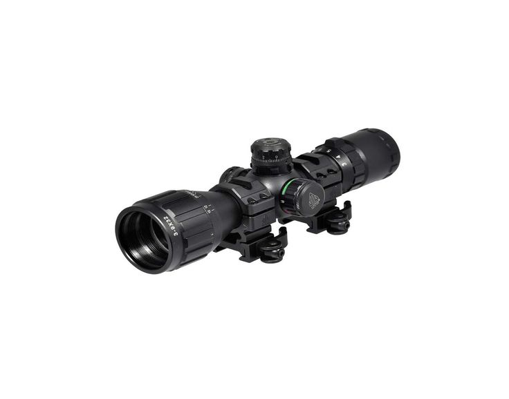 UTG 3-9×32 Compact CQB Bug Buster AO RGB Scope Review
