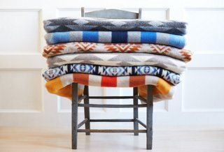 Pendleton Blankets (for One Kings Lane)