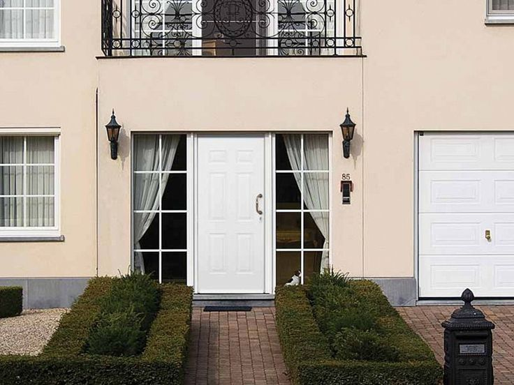 Porta d'ingresso per esterno ThermoPro by HÖRMANN ITALIA