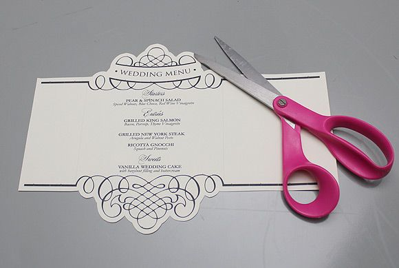 67 Best Images About Napkin Rings Menu Cards On: 17+ Best Ideas About Wedding Menu Template On Pinterest