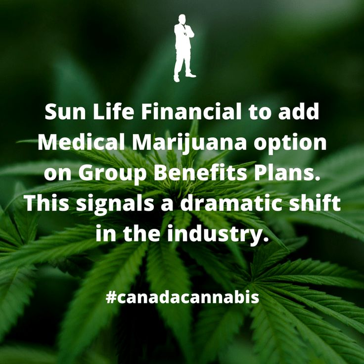 Sun Life Financial has announced a plan to add medical marijuana to its Group Benefits Plans. This is a huge change to the industry and could lead to more providers allowing Cannabis use within their employer-sponsored plans. How do you feel about it? #marijuana #cannabis #canada #weed #money #growth #investments #insurance #health #stigma #london #ldnont #toronto #the6ix #picoftheday #wednesday #beautiful #instagram #instagood