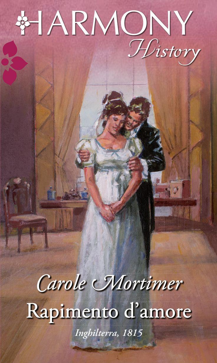 Rapimento d'amore di CAROLE MORTIMER  Inghilterra, 1815 - Zachary Black, Duca di Hawksmere, è lo scapolo più sconsigliabile di Londra. Quando trova nascosta nella sua carrozza una misteriosa donna velata, la prima cosa che pensa di fare è di portarla nella sua camera e di scoprire cosa vuole.