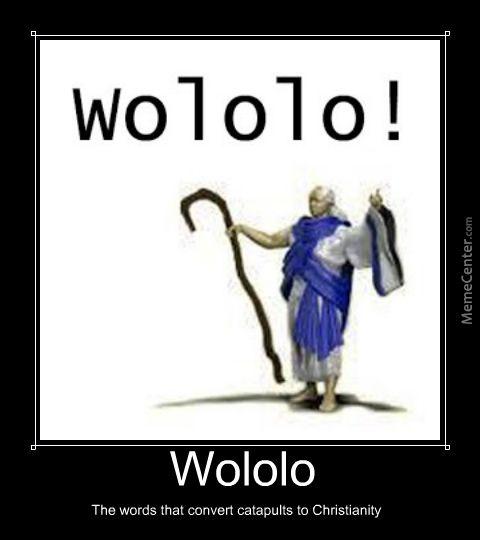 wololo - Google zoeken