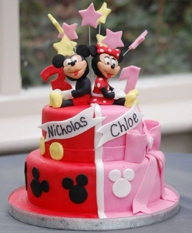tartas infantiles originales para cumpleaos