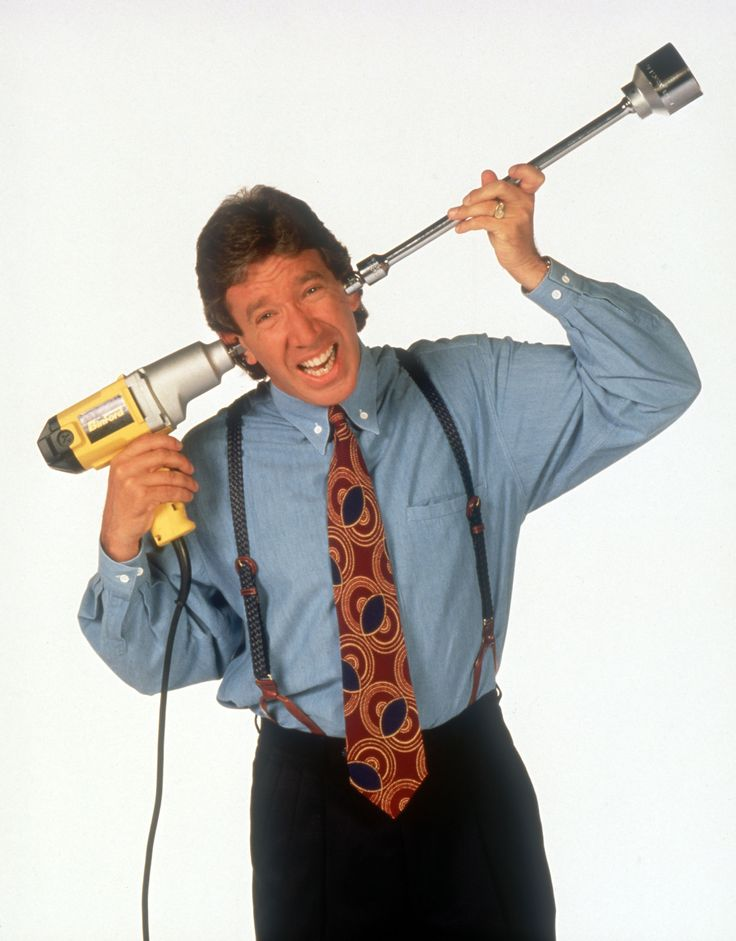 Tim Allen Home Improvement TV Show - info on paying for house repairs - topgovernmentgrants.com