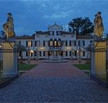 the front side of Relais Villa Fiorita in Monastier di Treviso - www.villafiorita.it