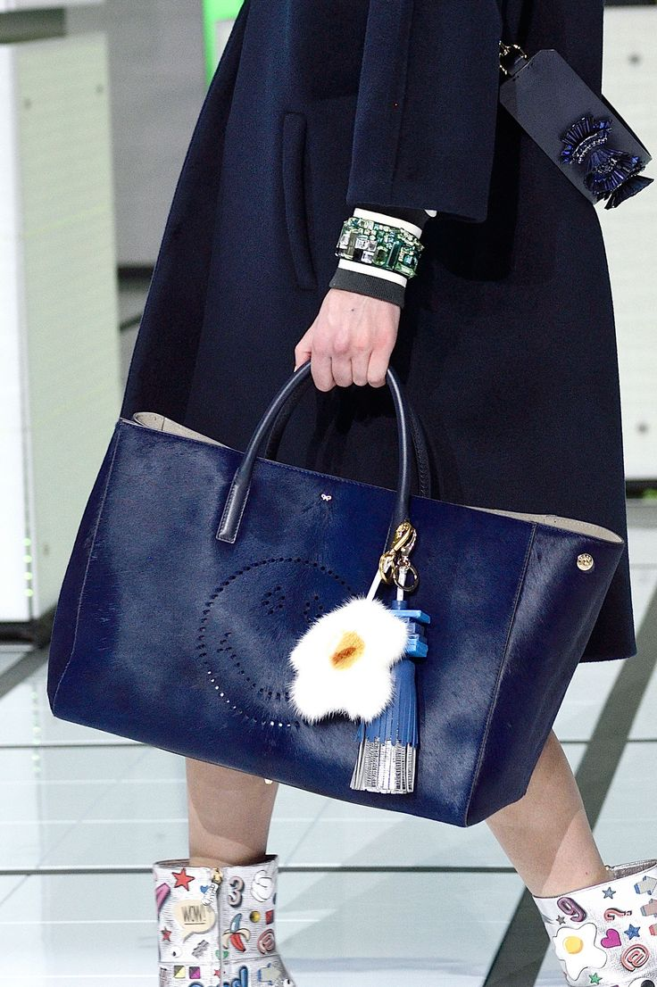 Anya Hindmarch   Fall 2016 Details   The Impression