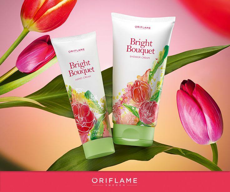 Ofereça à sua pele este 'bouquet' primaveril. Edição limitada com preços únicos em http://www.123contactform.com/form-242316/Pedido-Catalogo