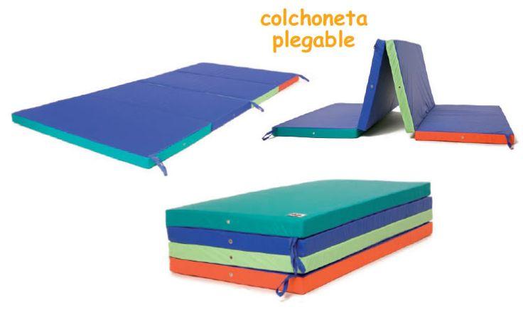41 best material tamdem para salas de psicomotricidad for Colchonetas para gimnasia