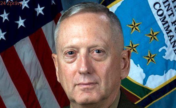 Mattis se stal novým ministrem obrany USA