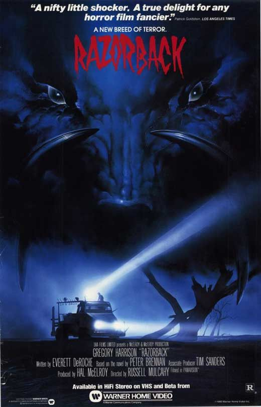 Razorback (1984) - Russell Mulcahy DVD
