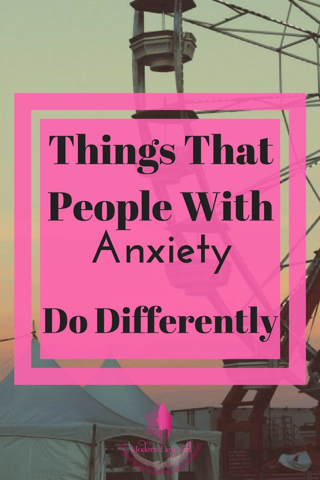 how to know when you need help with anxiety