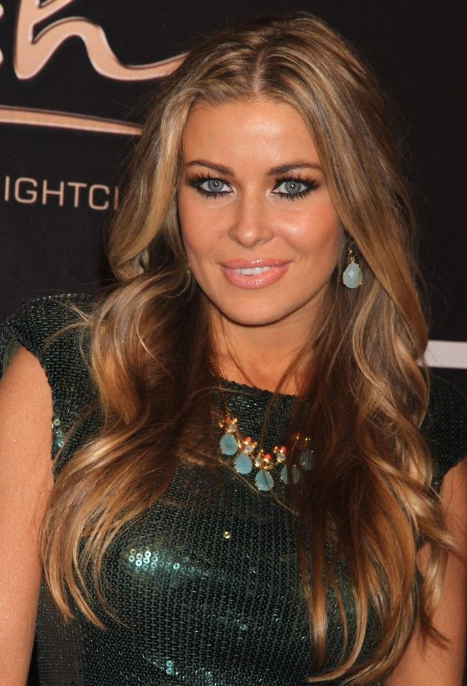 Carmen Electra even though I'm not sure what her talent is lol I still love her
