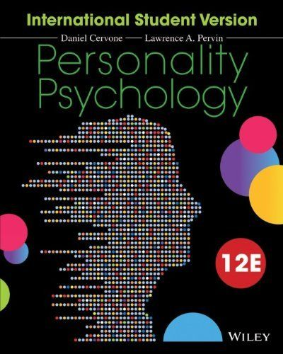 personality psychology Learn what people think of you highly accurate scientifically developed personality test with big five traits no signup or email required based upon the neo-pi inventory, see your big five traits.
