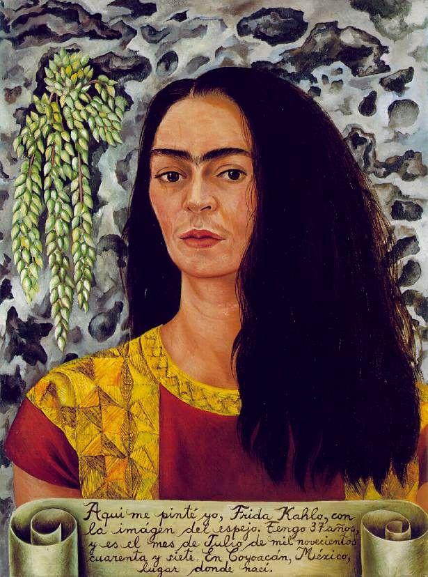 Frida Kahlo Paintings, Art Gallery & Video