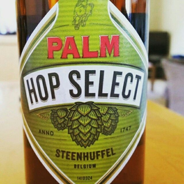 Palm Hop Select by Brouwerij Palm #untappd