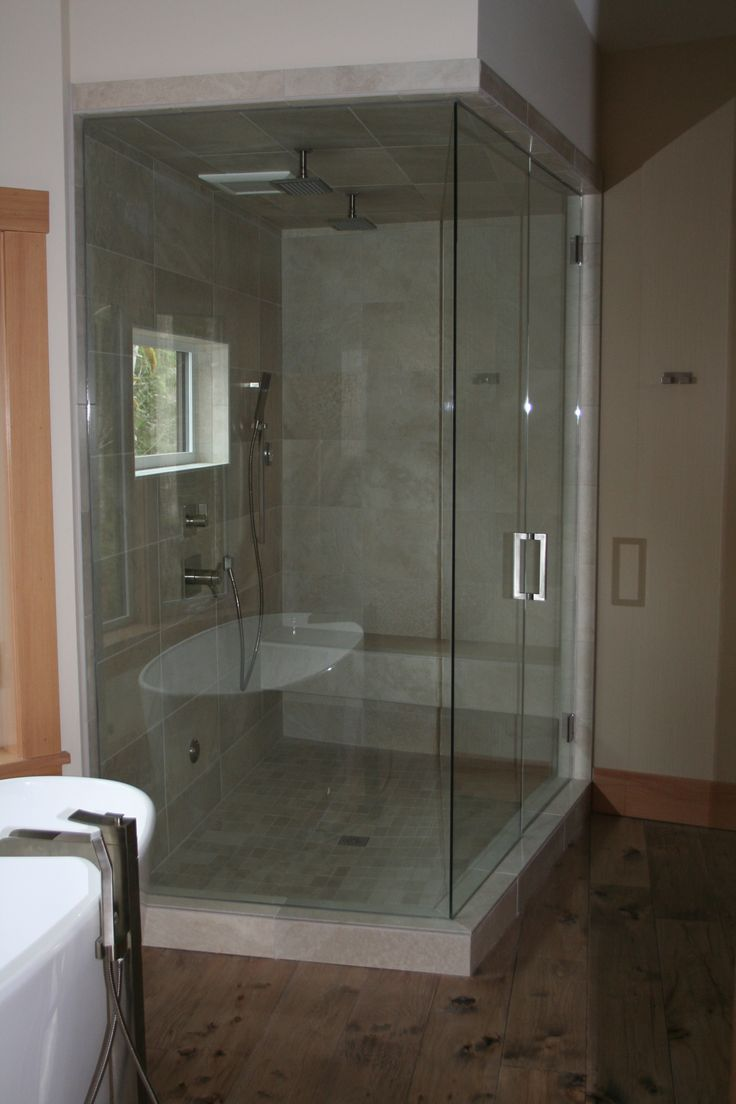 52 best shower doors images on pinterest bathroom ideas 10mm frameless steam shower steam showersshower doors eventelaan Images
